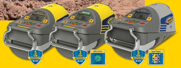 laser canalisation SPECTRA DG613